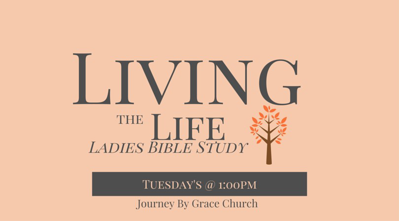 Living The Life Bible Study @ Journey By Grace | Belle Vernon | Pennsylvania | United States